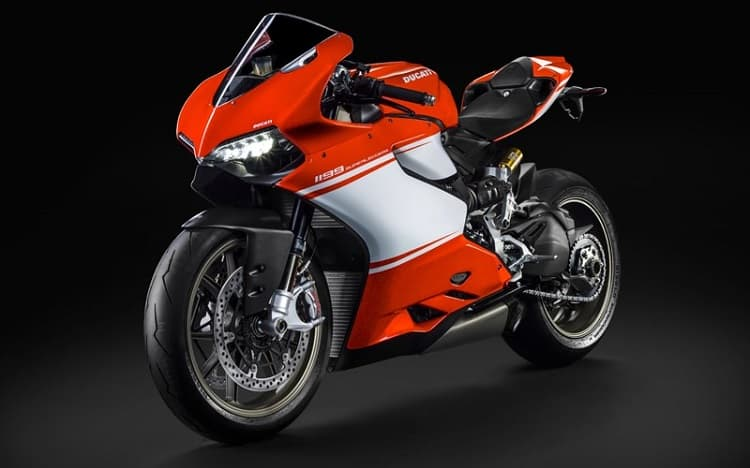Power To Weight Ratio List - Ducati 1199 Superleggera
