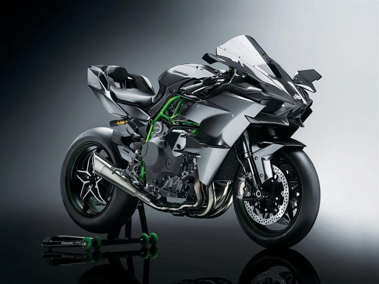 Power To Weight Ratio Shootout - Kawasaki H2R