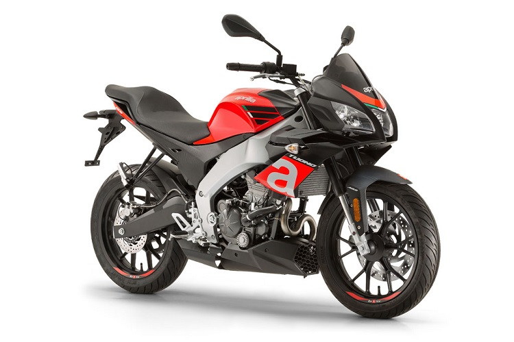 Small Motorcycles - Aprilia Tuono 125