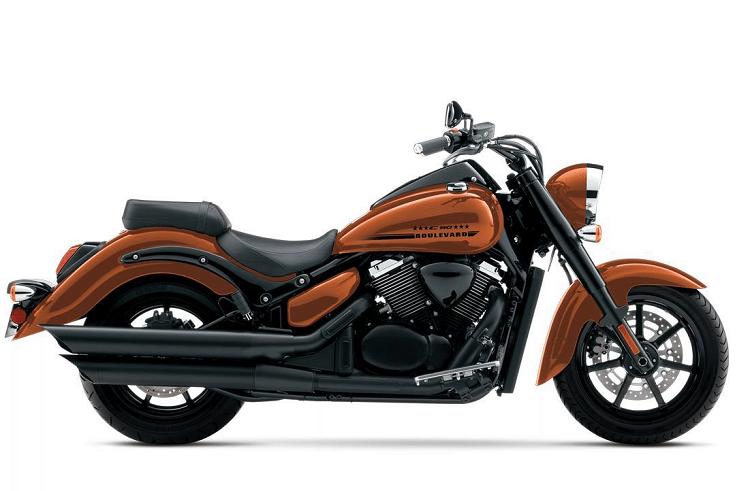 Best Suzuki Bikes List - Boulevard C90
