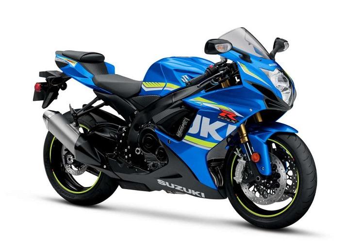 Best Suzuki Bikes List - GSX-R750