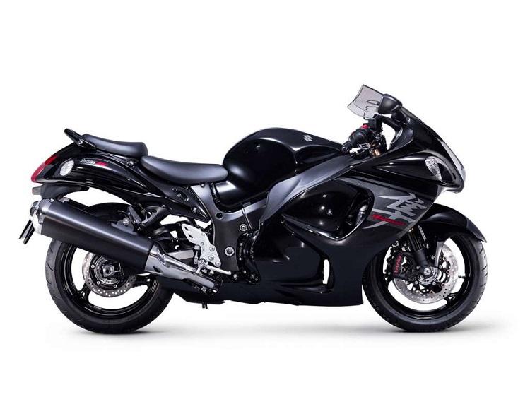 Best Suzuki Bikes List - Hayabusa