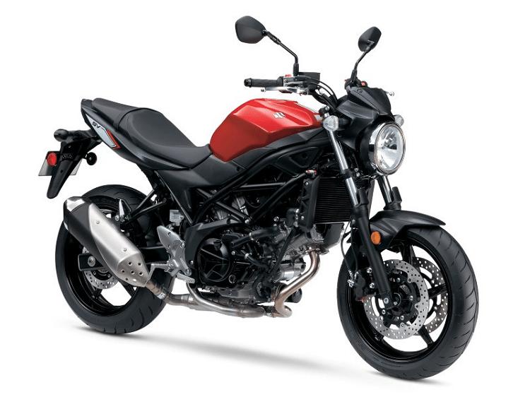 Best Suzuki Bikes List - SV650