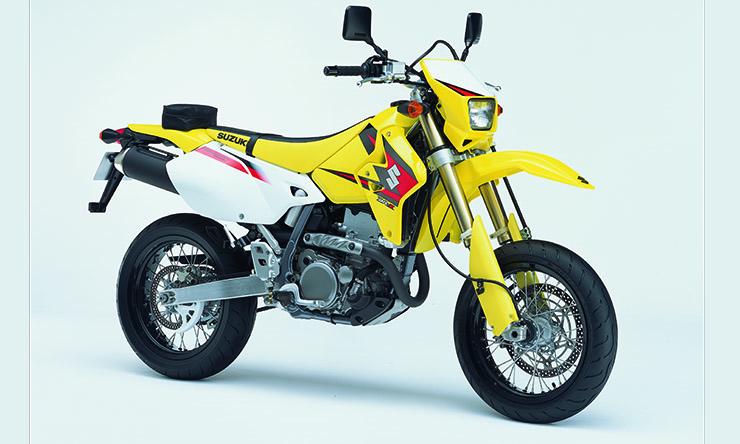 Best Suzuki Bikes List - Suzuki DR-Z400SM