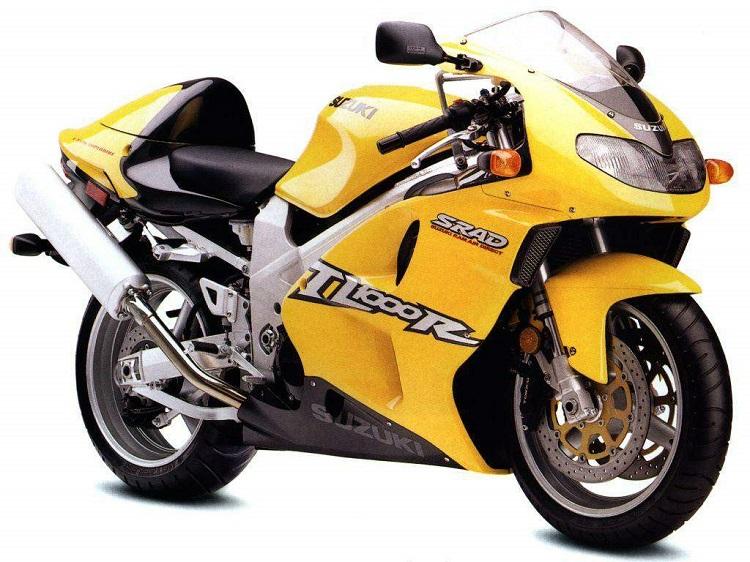 Best Suzuki Bikes List - TL1000R