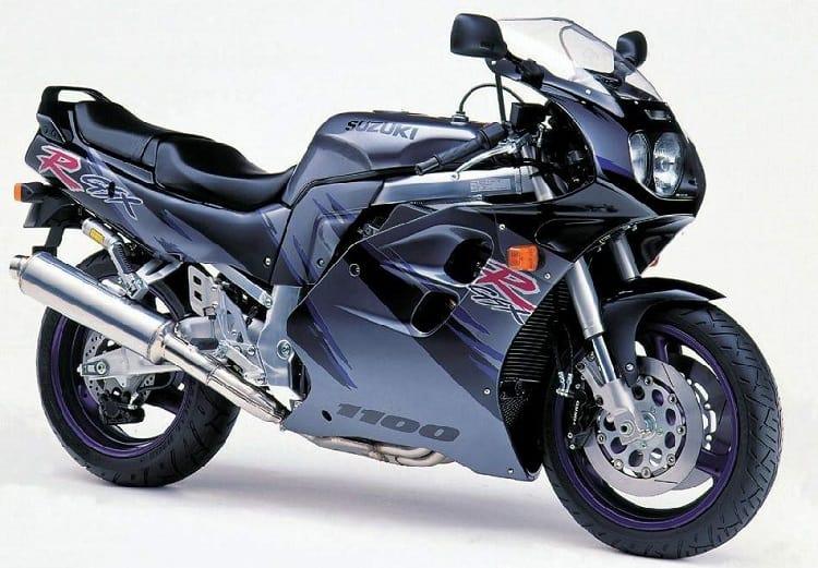 Suzuki motor bikes