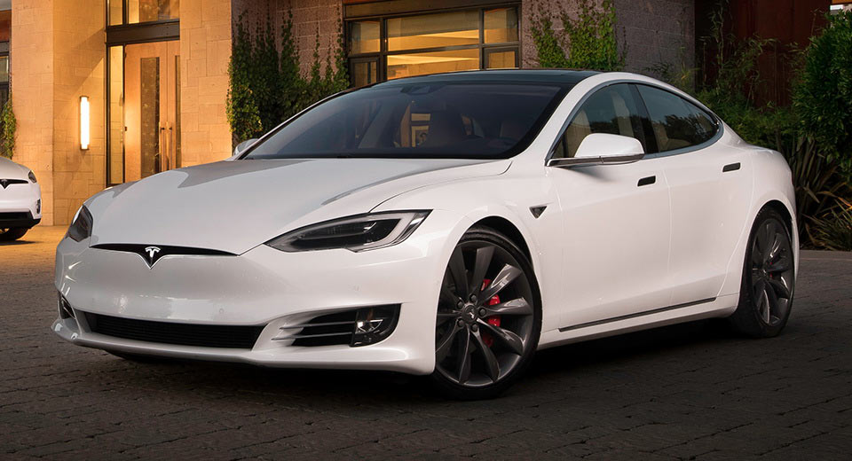 Tesla Model S Front 3/4 - Best AWD Sports Cars
