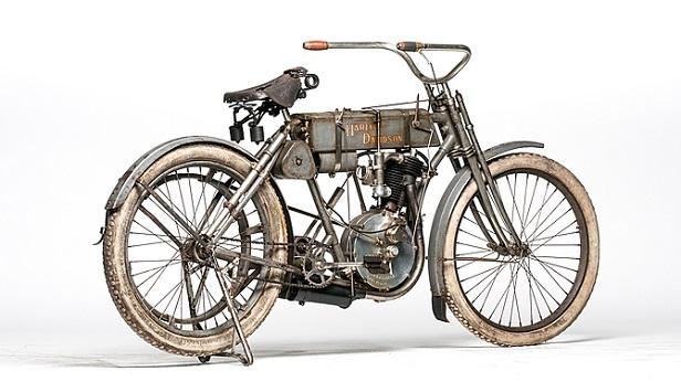 Harley-Davidson Motorcycle Company - Strap Tank