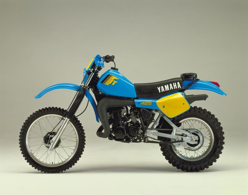 Yamaha Enduro - 1982 Yamaha IT465 2
