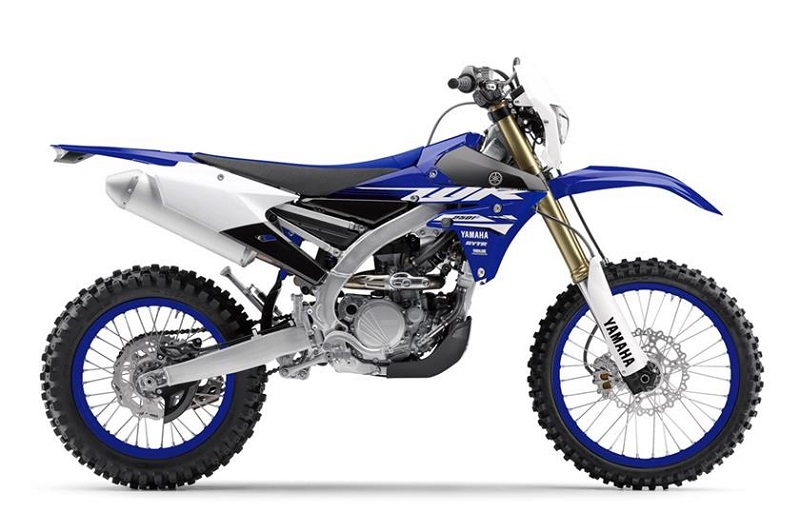 Street legal yamaha dirt bikes