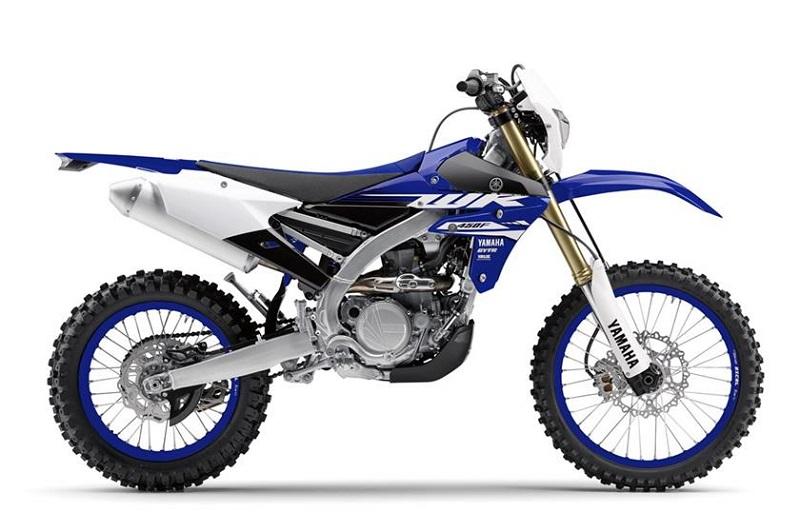 Yamaha Enduro Bikes - 2018 WR450F
