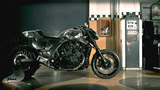 Yamaha VMAX - Abnormal Cycles