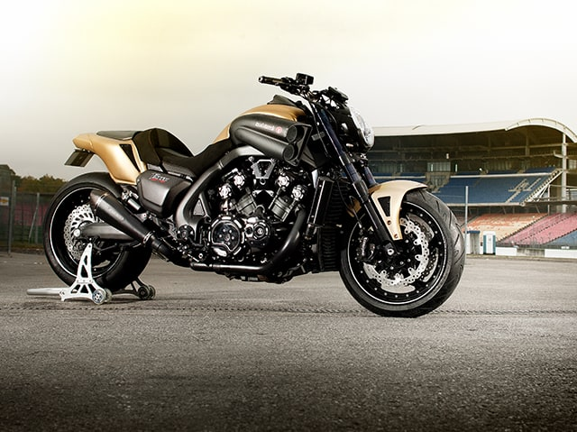 The Top 10 Most Striking Yamaha VMAX Customs Ever Made!