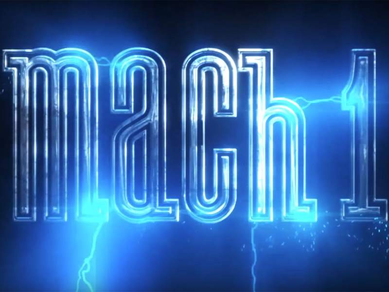 Ford Mach 1 SUV