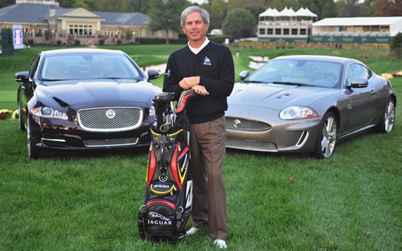 Fred Couples Jaguar
