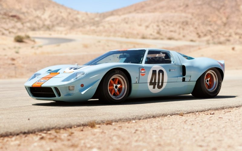 Ford GT40 Front 3/4