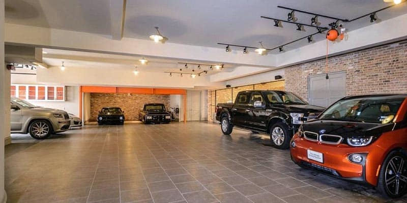 Jordan Spieth Car Collection