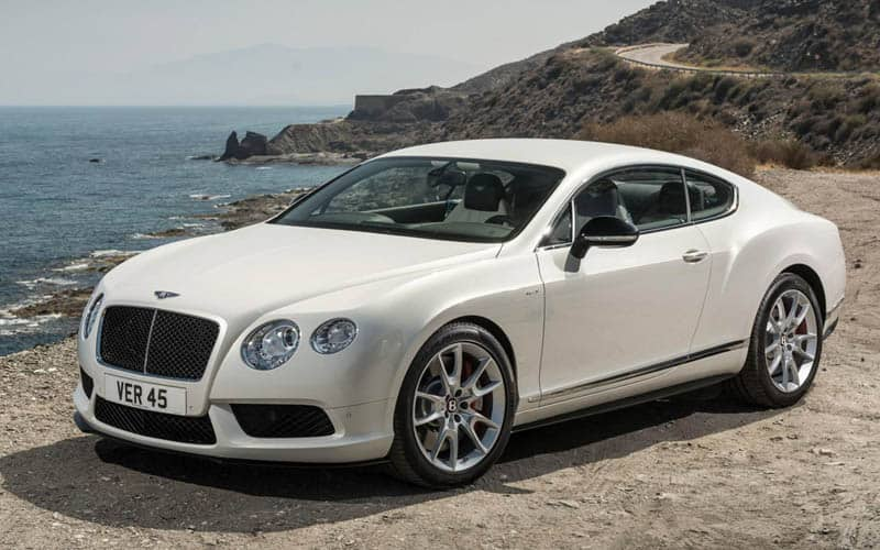Manny Machado Bentley Continental GT