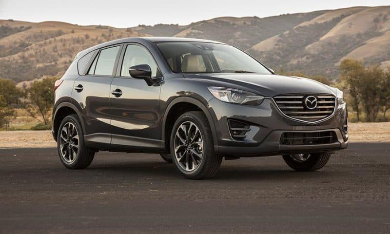 Best CUV 2019 - Mazda CX-5
