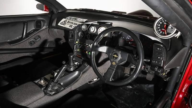 1991 Jun Bonneville 300ZX 'Z32'
