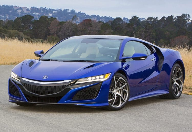 Future Hybrid Cars 2019 Acura Nsx Is One Of The Best Will