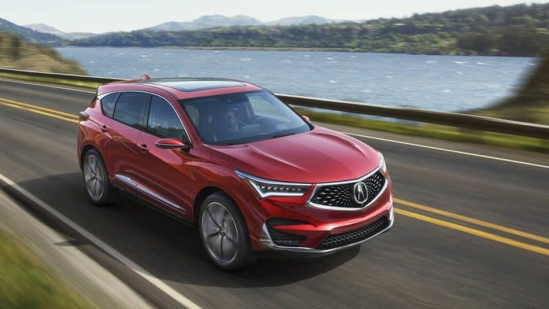 Best CUV 2019 - Acura RDX