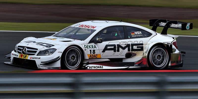 Sergio Garcia C Class DTM