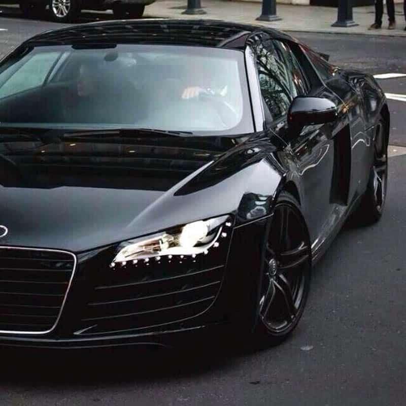 Tom Brady Audi R8