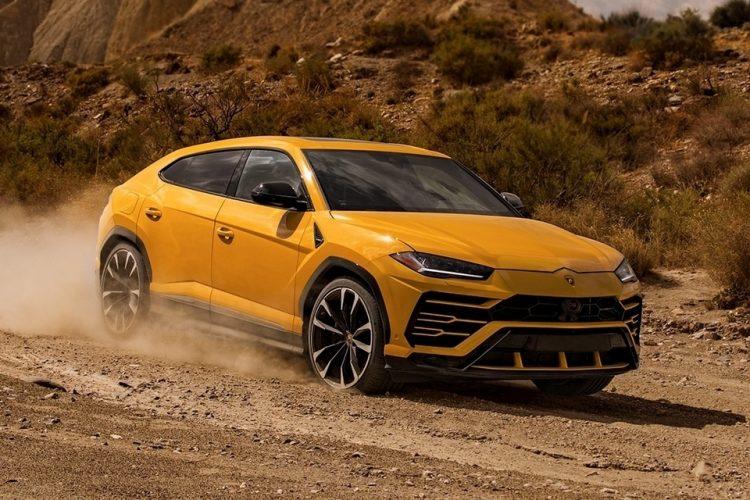 Best New Cars 2019 - Lamborghini Urus