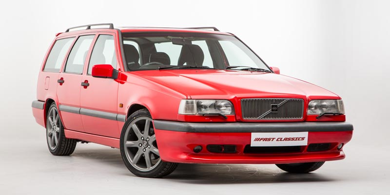 Volvo 850 R Sleeper Volvo cars