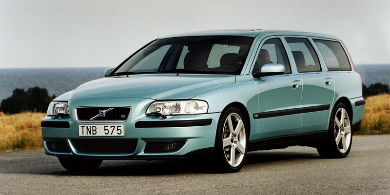 Volvo V70 R Sleeper Volvo cars