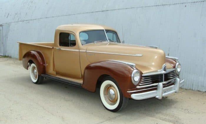 1939-1942 and 1945-1947 Hudson Big Boy C28