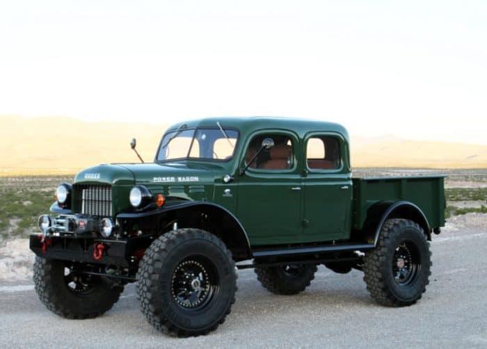 1946-1956 Dodge Power Wagon