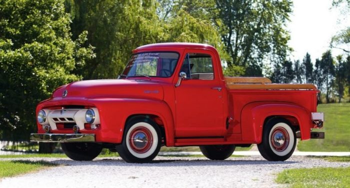1948-1956 Ford F-Series