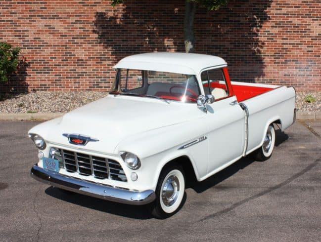 1955-1958 Chevrolet Cameo Carrier