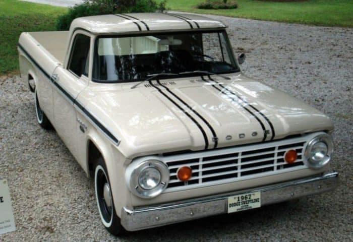 1964-1967 Dodge Custom Sport Special