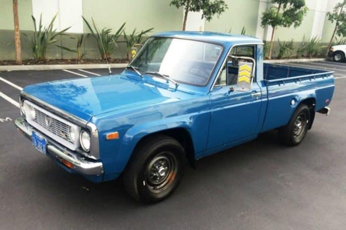 1974-1977 Mazda Rotary Pickup (REPU)
