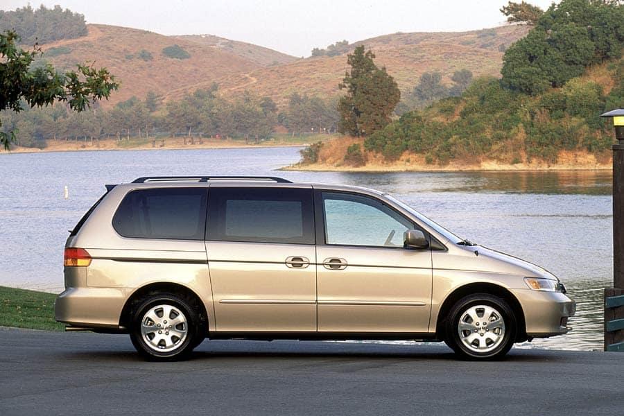 Honda Odyssey - Best Used Cars Under $2,000