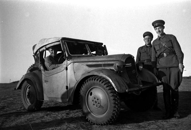 4 Kurogane Type 95 first convertible SUV