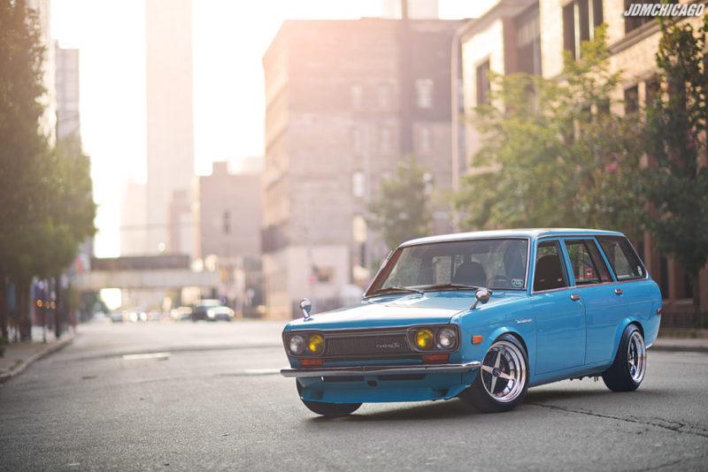 Datsun 510 Wagon Custom