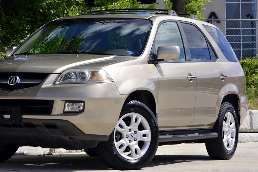 An Acura MDX can be a an option for cars under 5000