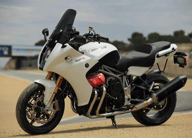 American Motorcycles - Motus