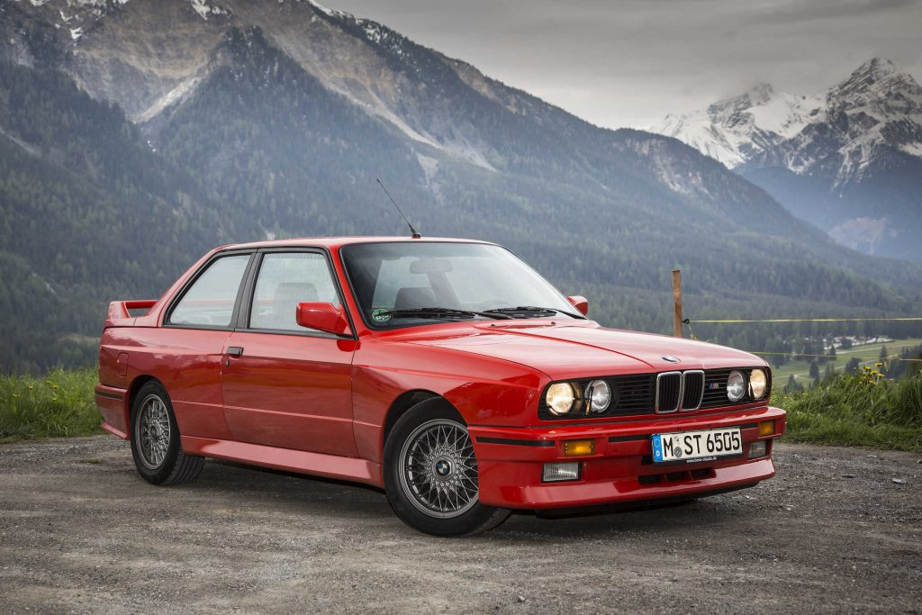 BMW E30 M3 - Car Restoration Projects