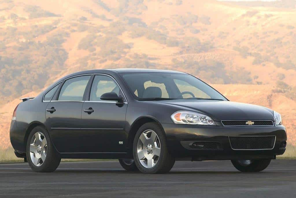 Chevrolet Impala are dependable cars under 5000