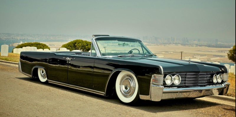 Lincoln Continental - Car Restoration Projects