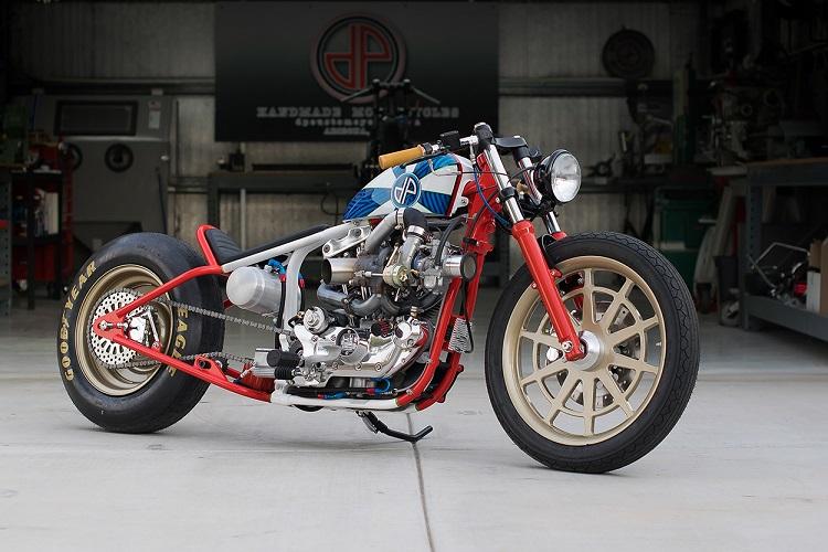 Custom Harleys - DP Customs