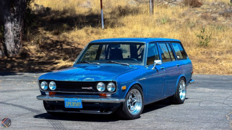 Datsun 510 Restoration Shop