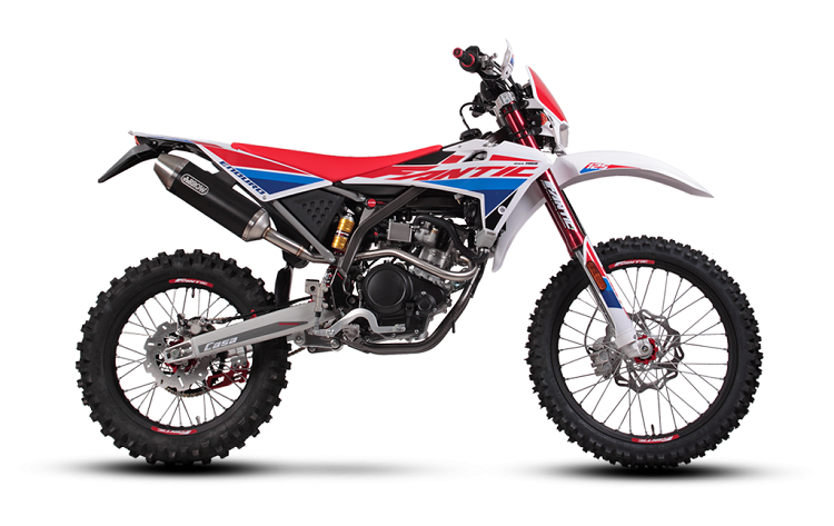Dirt Bike Brands - Fantic 125
