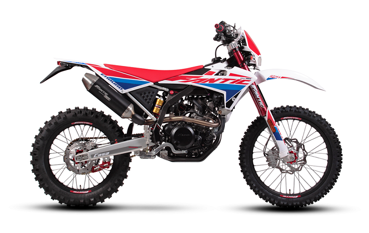 Dirt Bike Brands - Fantic 250E Casa