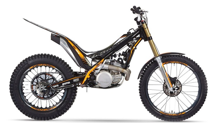 Dirt Bike Brands - Scorpa SC-250
